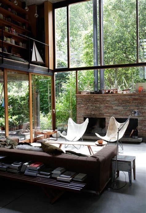 stylish  inspiring industrial living room designs digsdigs