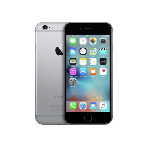 Apple Iphone 6 Plus 16 Gb Grey Free Tempered Glass affordable refurbished iphones grade a apple iphone 6s