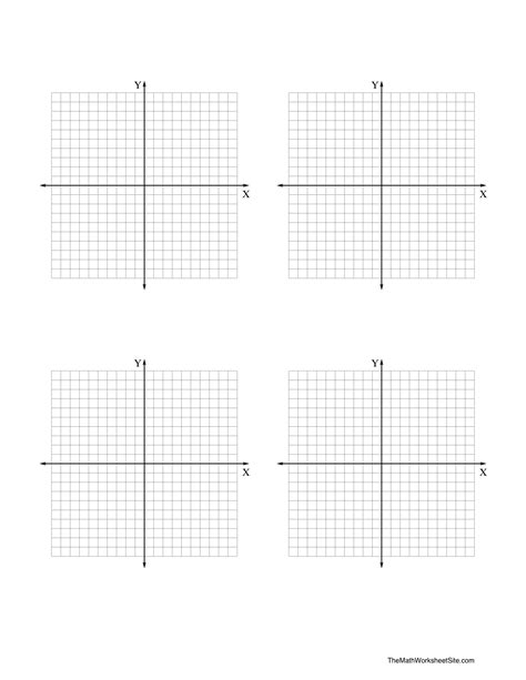 printable graph paper with coordinate plane free printable coordinate graphing worksheets free
