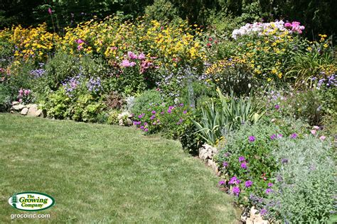 perennial flower bed design for cotuit osterville chatham orleans and new seabury
