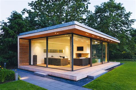 garden room design new looks for garden rooms real homes