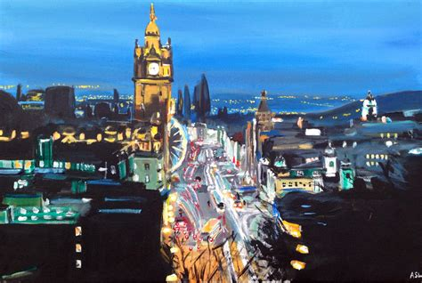 nights scotland princes edinburgh scotland angela wakefield