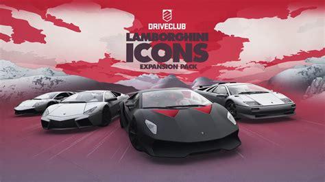 driveclub in arrivo nuovi aggiornamenti ai server e al gioco driveclub aggiornamento e dlc lamborghini icons expansion