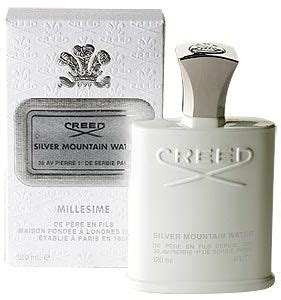 Parfum Ori Creed Silver Mountain 120ml 1 souq creed silver mountain water for 120ml eau de parfum uae