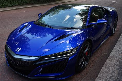 honda nsx hybrid car dealerships uk   luxury