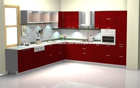 new kitchen furniture kitchen cabinet modern modular two toned with colour