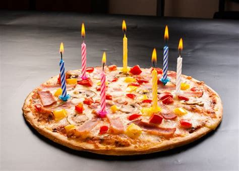 Candle Pizza By The Slice by Creative Birthday Gift Ideas For Best Gifts For Guys