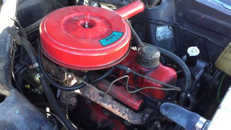 1965 mustang 200 engine ford 200 6 cyl engine 1965 mustang