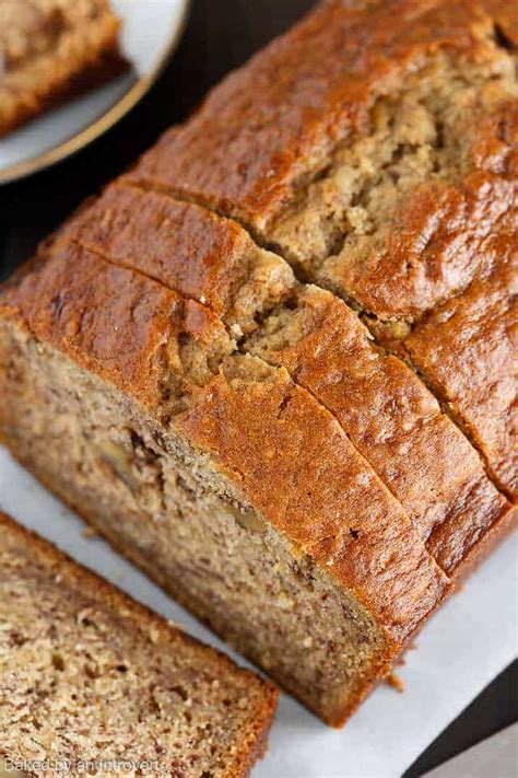 best banana bread best banana bread recipe baked by an intovert