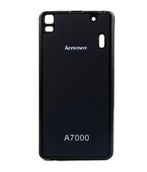 Softcase Black Id Lenovo A7000 Converse tronix generic logo silicon back cover pouch for lenevo a7000 black buy