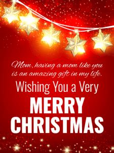 happy christmas wishes  mom lovely messages sayings  september  wishesquotzcom