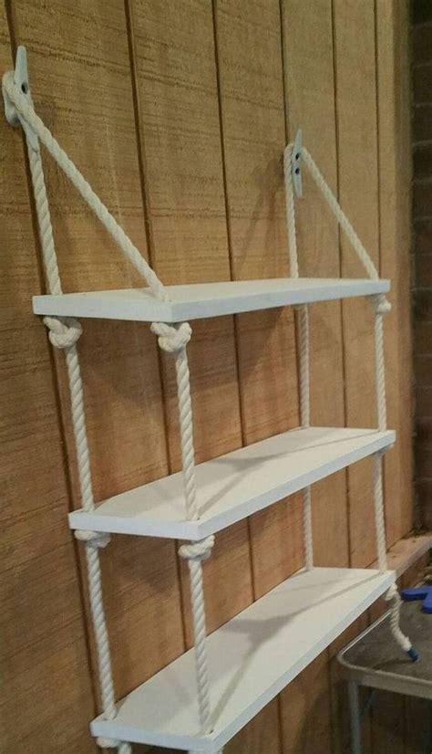 hanging wood shelves 25 best ideas about hanging shelves on diy