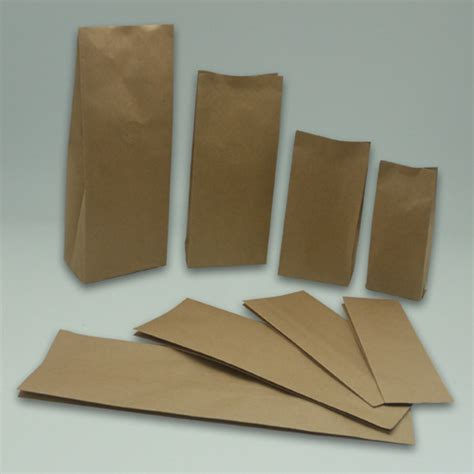 Side Gusset Coffee Bags with one way degassing valve