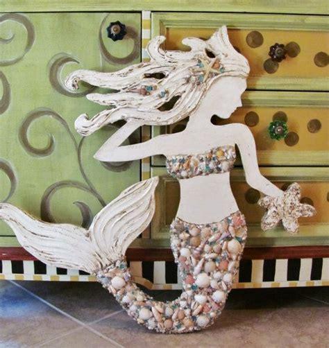 Mermaid Badezimmerdekor by Die 25 Besten Ideen Zu Muscheldekor Auf