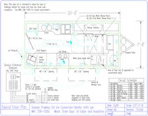 Floor Plan Format choose a large format printer or scale on the printer to fit