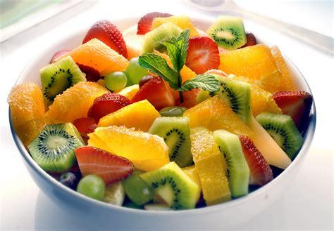 a fruit salad fruit salad