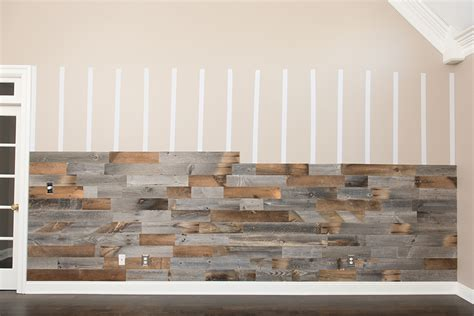artis wall reclaimed wood accent panels upscout gifts artis wall the awesomer