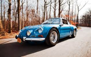 Alpine Renault Dreams Of Blue 1975 Renault Alpine A110 Berlinette