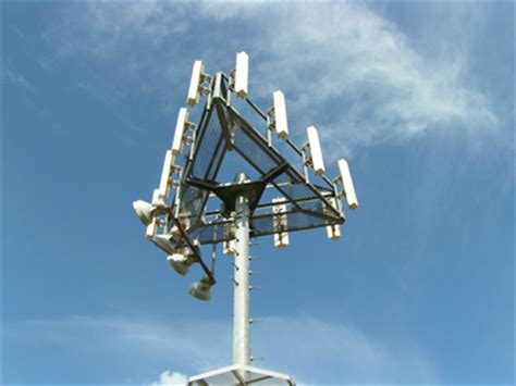 cell site leasing for hotel owners steel in the air