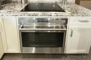 Kitchen Island Without Top I Can Put A Wall Oven Under My Cooktop Without Any Trouble