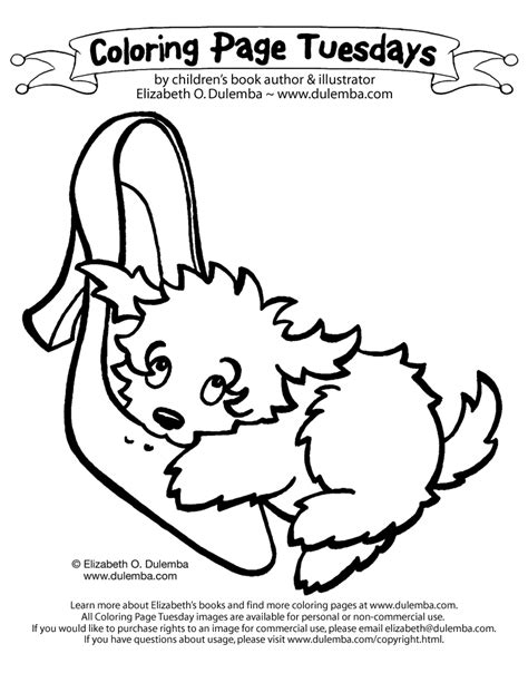 teacup puppies coloring pages shoe coloring pages free printable pictures coloring