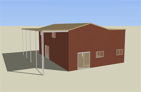 Liveable Sheds by Live In A Shed Shed Blueprints