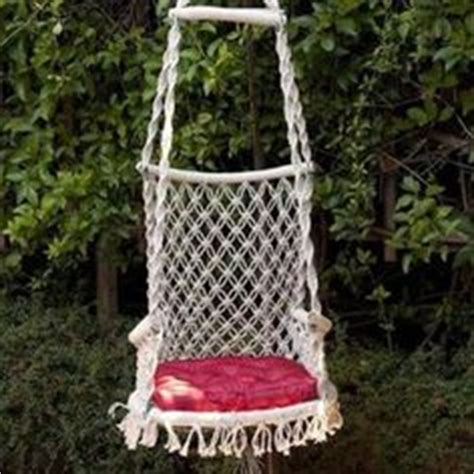 Backyard Creations Hanging Hammock Chair 1000 Images About Creations Macrame On