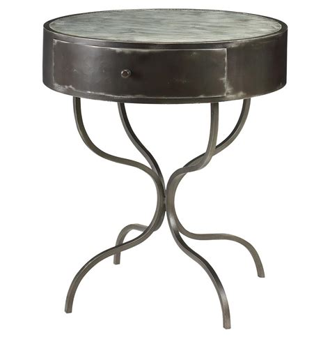 Industrial Bistro Table Eugene Industrial Loft Wrought Iron Bistro Cafe Table Kathy Kuo Home