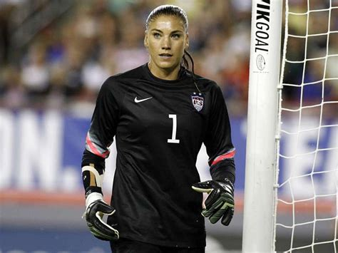 career biography exle hope solo i took time to reassess my life and career