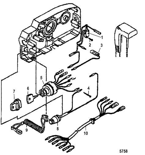 mercury outboard box wiring diagram wiring