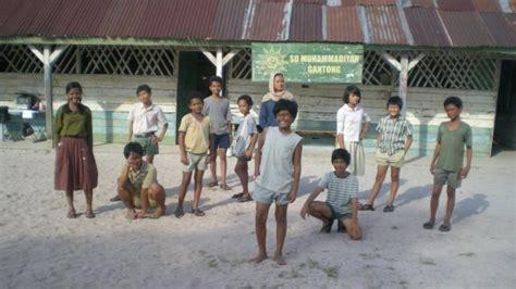 inti film laskar pelangi berkunjung ke sd muhammadiyah gantong sekolah laskar