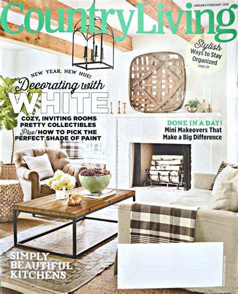 Get Look Edition by Diy The Look Country Living Edition The Weathered Fox