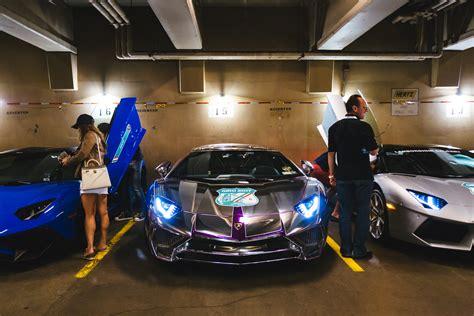 Lamborghini Of Seattle Photos 30 Lamborghinis Gather In Seattle Before Epic 5