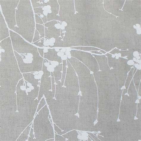 cotton curtain fabric uk berry white white patterned linen mix fabric