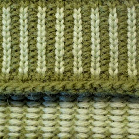 rib knit techknitting corrugated ribbing tricks and tips