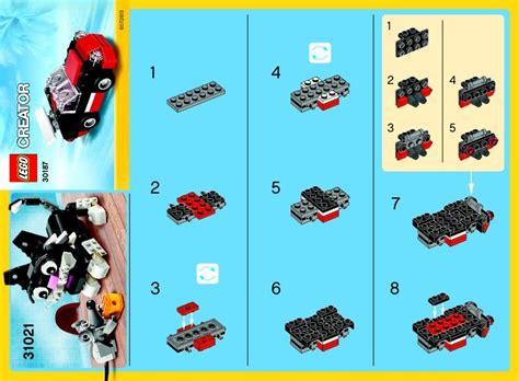 Lego Creator 30187 Fast Car Lego Fast Car 30187 Creator
