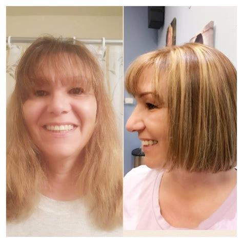 before and after haircuts to make you look younger before and after haircuts to look younger 17 hairstyles to