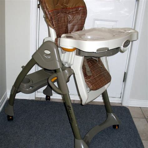 evenflo majestic easy fold high chair find more chaise haute highchair evenflo majestic easy