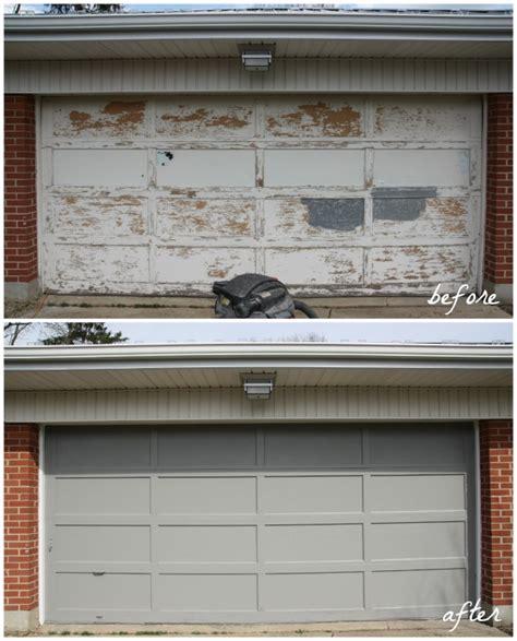 Can You Paint Garage Doors Can You Paint A Garage Door Floors Doors Interior Design