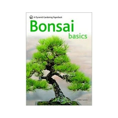 libro bonsai basics a comprehensive bonsai basics