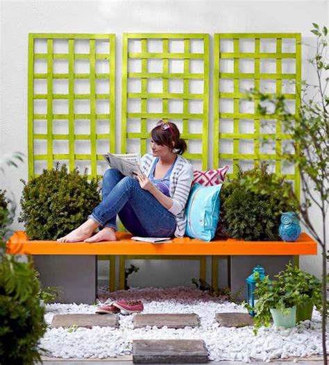 how to make a garden bench from a pallet how to build a garden bench from an old door elena arsenoglou interior designer