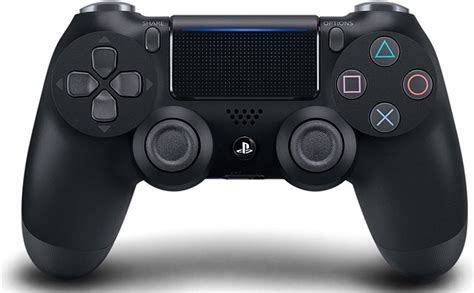 Ps4 Stickcontroller New Dual Shock 4 Cuh Zct2 Series Ds4 Silver dualshock 4 wireless controller for playstation 4 jet black cuh zct2