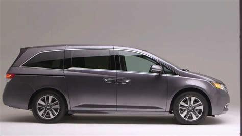 Honda 2014 Odyssey Honda Reveals 2014 Honda Odyssey Touring Elite Overview