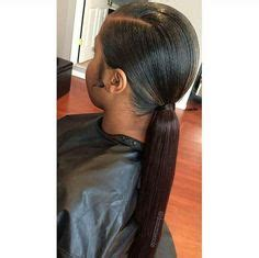 slick back weave hairstyles 1000 ideas about sleek hair on pinterest hair sleek