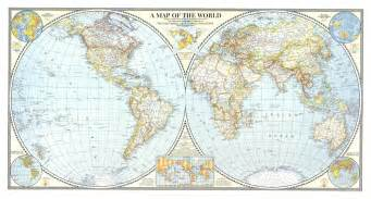 geographic map of national geographic world map 1941 maps