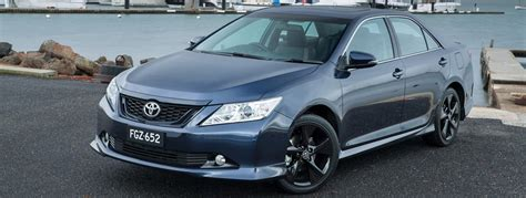 Toyota Aution 2015 Toyota Aurion Is Further Upgraded And Tuned But The