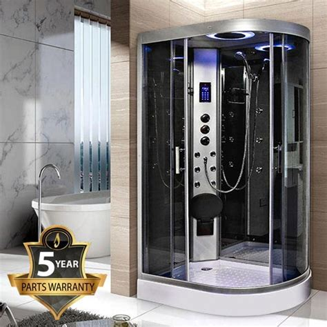 shower cabin insignia hydro shower cabin with mirrored