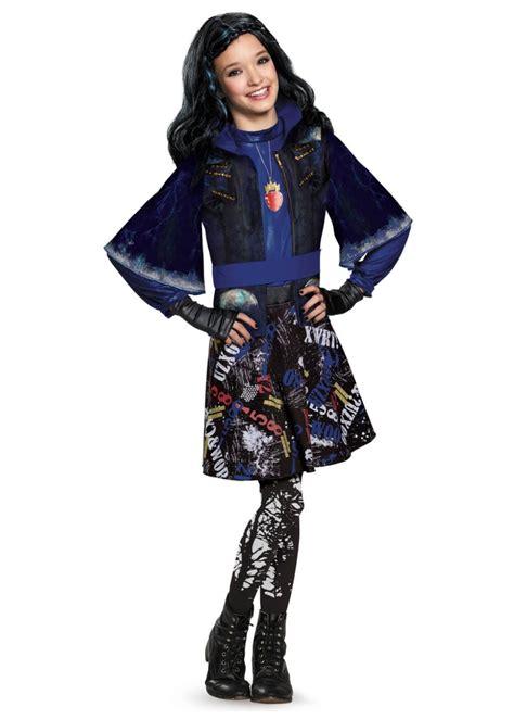 descendants evie isle of the lost disney girls costume professional costumes