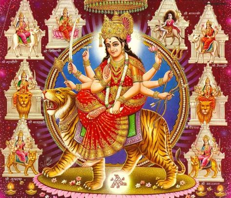 maã e happy navratri maa durga 2017 images pictures wallpapers