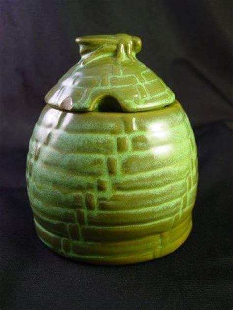 Honey Pot Jar Green Mj 31 42 best frankoma pottery images on pottery antique pottery and ceramic